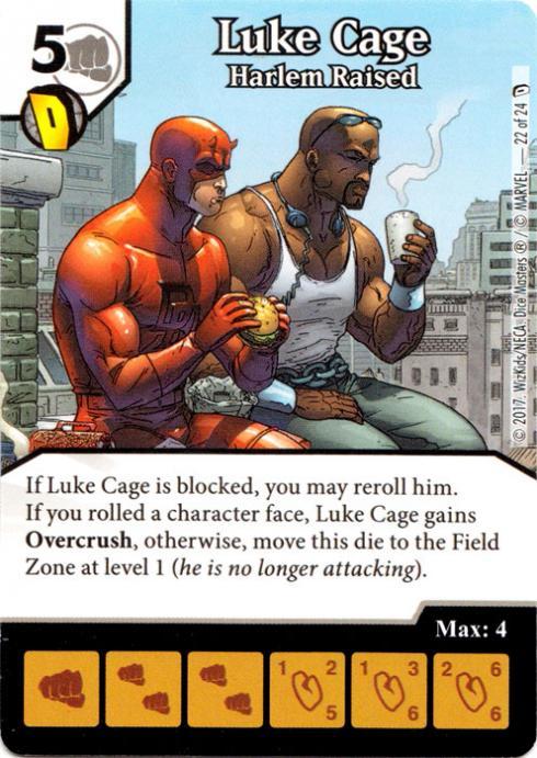 The Dice Coalition Wiki | Luke Cage: Harlem Raised