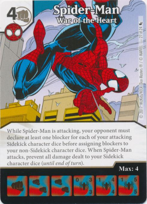 Title Spider Man Subtitle War Of The Heart Collector 21